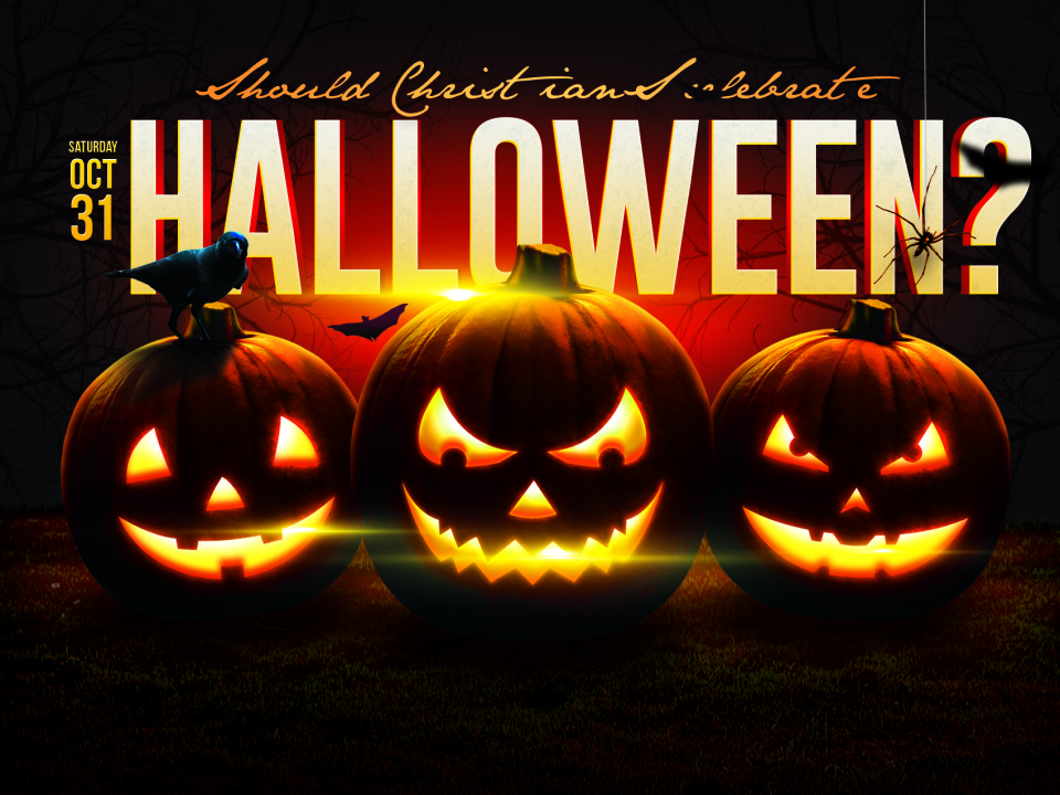 Bible Answer | Should Christians celebrate Halloween?